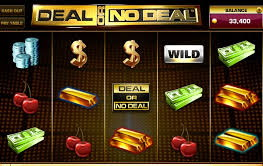 top online slots  deal or no deal